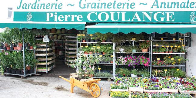 Jardinerie Coulange